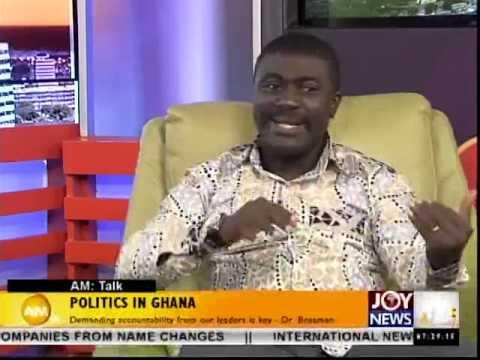 Politics in Ghana - AM Talk (20-8-14)
