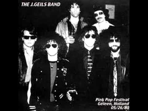 J. Geils Band - Struttin' With My Baby