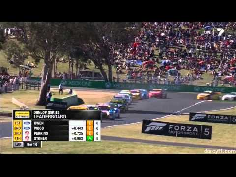 Bathurst2013 Race2 Full Race darcyf1