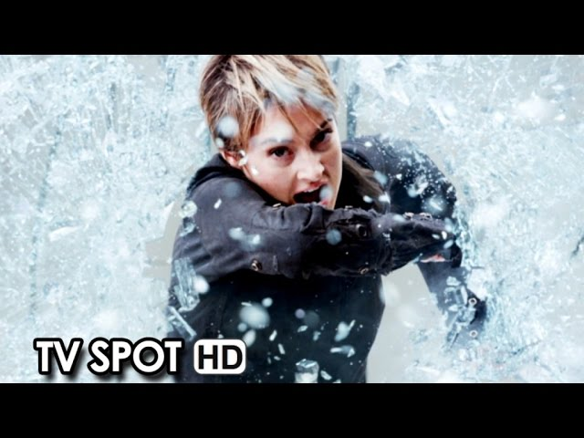 THE DIVERGENT SERIES: INSURGENT TV SPOT 'She is the One' (2015) - Shailene Woodley HD