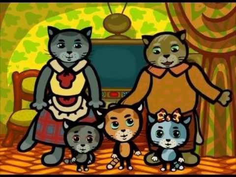Три котенка - Мультсериал (2009)