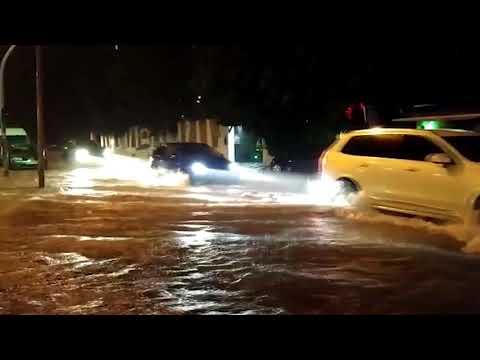 Inundaciones en Torrevieja (19-20/04/2019)