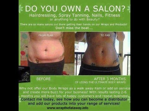 It Works Body Wrap...Is it a Scam???