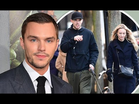 Nicholas Hoult 'has welcomed his first child with Bryana Holly'