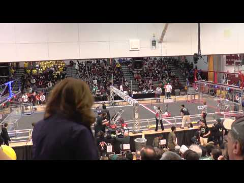 2014 Clifton MAR FRC District Event – Qualification Match 22
