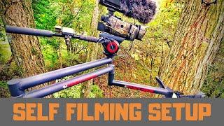 Self Filming Hunting Setup | Canon G30 | Fourth Arrow Camera Arm