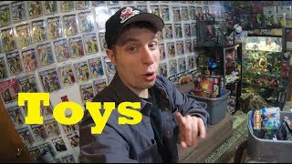* Massive HAUL of 80s HEMAN / Gi JOE / Star Wars !! - Art of Flipping Toys w/ Rob Ross