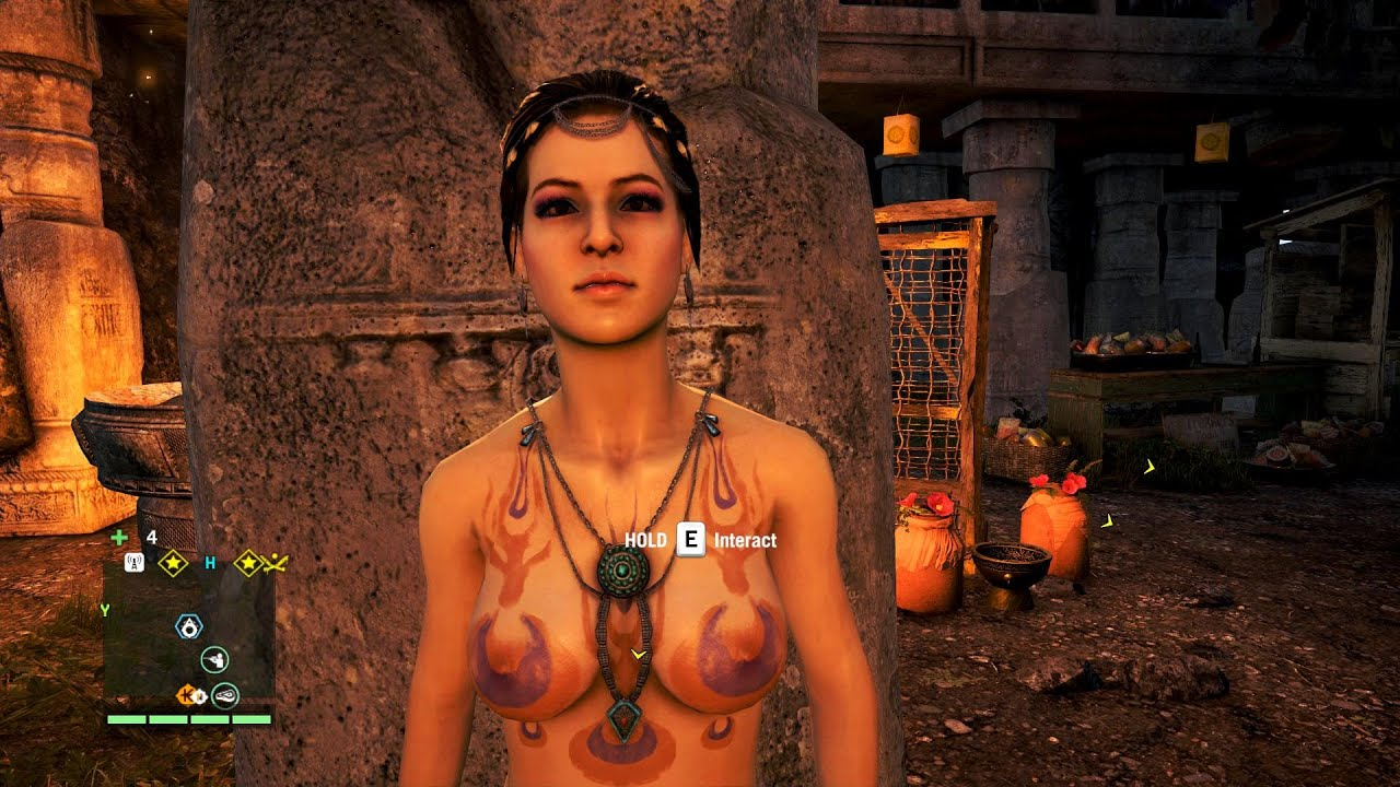 Nude mod for far cry nude clip