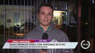 LINK - BEBÊS GRIPE - JORNAL VANGUARDA - 23/04/2019