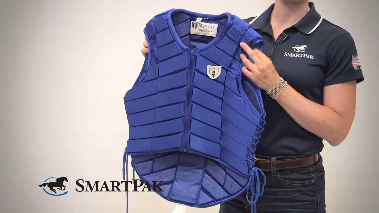 Eventer Safety Vest Tipperary Eventer Vest Review