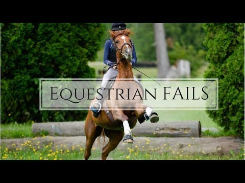 2018 EQUESTRIAN FAILS| Fail Time