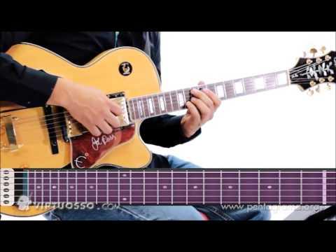 Como Improvisar Solos En La Guitarra. Solos De Jazz