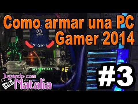 Como Armar una Pc Gamer - Aprendiendo Con Natalia #3