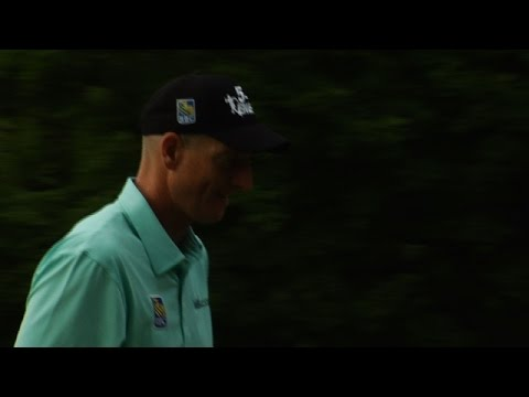 Jim Furyk drains 19-foot birdie putt at RBC Canadian