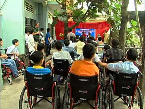 American Wheelchair Mission presents: Knights of Columbus in Vietnam