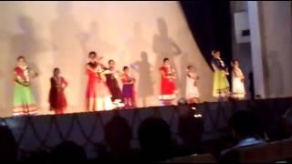 Chhap Tilak HAL SCHOOL, KORWA Cultural Night 2014