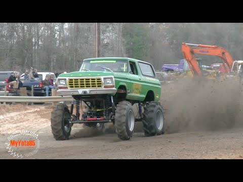 TIRE PULL @ TWITTY'S MUD BOGG!!
