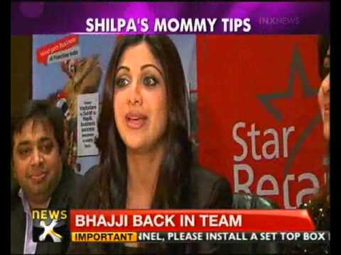 My focus is my child not weight: Shilpa Shetty Kundra - NewsX