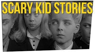 Parents Share Creepy Things Kids Have Said ft. Nikki Limo & DavidSoComedy