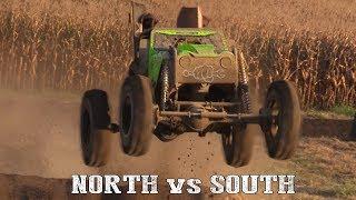 MEGA TRUCK RACING NORTH vs SOUTH 2017