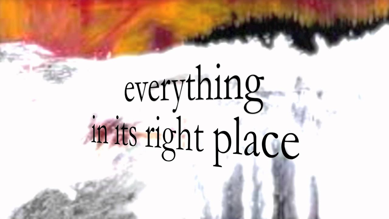 BEYOND 5 - THE RIGHT PLACE LYRICS