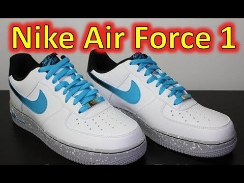 Nike Air Force 1 Low White/Current Blue - Review + On Feet