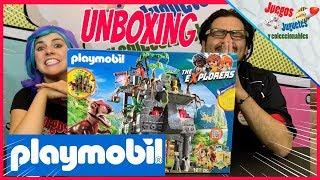 Playmobil Explorers Templo perdido y T-Rex ★ juegos juguetes y coleccionables ★