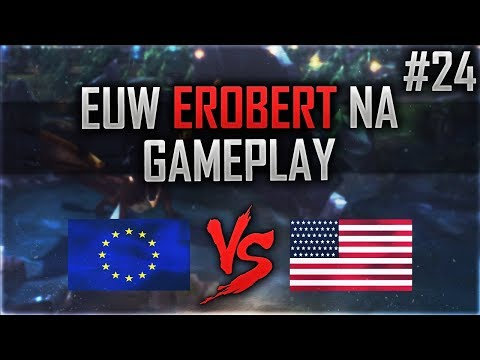 EUW Erobert NA: League of Legends in a Nutshell #24 [Lets Play] [League of Legends] [Deutsch]