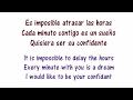 CNCO - Reggaeton Lento  English and Spanish