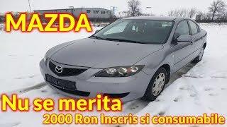 Mazda 323 2.0 Diesel mai mult o teapa decat o afacere !