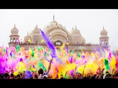 Festival of Colors - World s BIGGEST color party