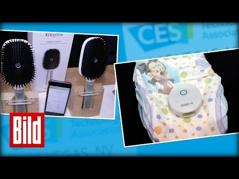 CES: Diese neuen Technik-Produkte gibt es in Las Vegas ( TCL )