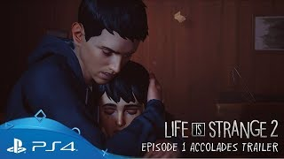 Life is Strange 2 | Episode 1 Accolades Trailer | PS4