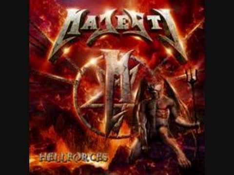 Majesty - Heavy Metal Desire