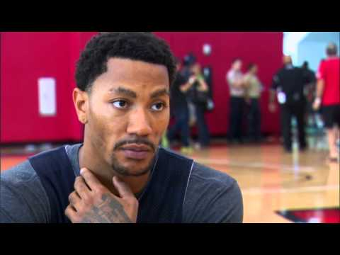 NBA Inside Stuff: Derrick Rose Comeback
