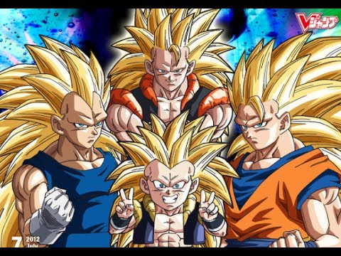 Team Super Saiyan 3 Vs. Badasses! (Dragon Ball Z Fights)