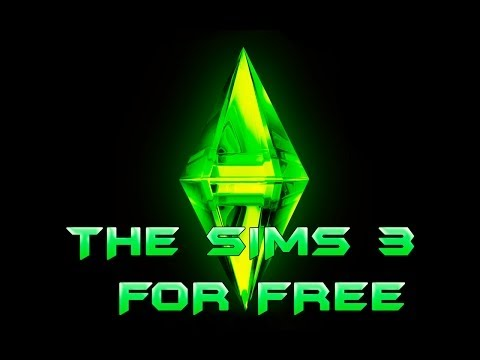 How to Get The Sims 3 For Free For PC! + Gameplay!