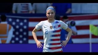 FIFA 19 Journey KIM HUNTER EXTENDED VIDEO