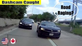 Ultimate North American Car Driving Fails Compilation: The One Where Cammer Confront Driver