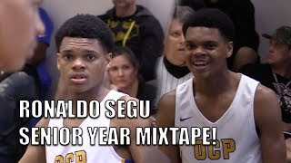 Ronaldo Segu has INSANE Handles & Court Vision! Official Senior Year Mixtape