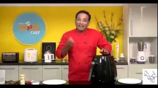 Pepper Chilli Prawns Recipe with Philips Air Fryer by VahChef