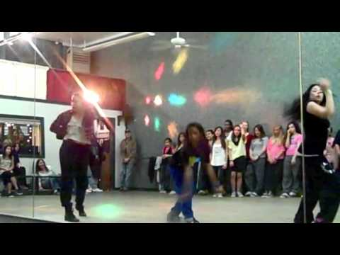 Jeremih - Down On Me Choreography by: Dejan Tubic & Janelle Ginestra