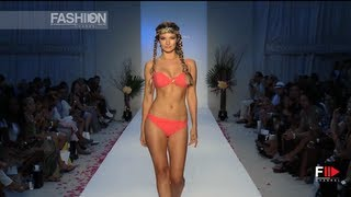 "Fashion Show ""AQUA DI LARA"" Miami Fashion Week Swimwear Spring Summer 2014 HD by Fashion C"
