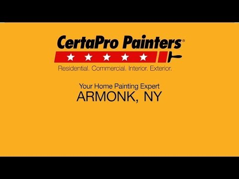 House Painter  Armonk NY | House Painting | 10504 | Westchester County | CertaPro Painters