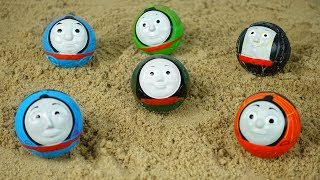 Thomas and Friends trains toy Rail Rollers Fun toys for Kids