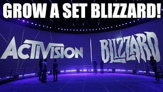 Activision Blizzard Are A Bunch Of Spineless, Greedy Cowards!