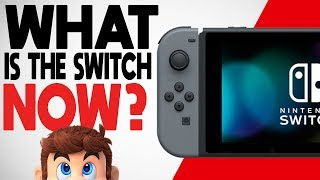 What Did The Nintendo Switch Turn Into?