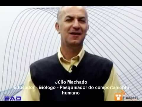 Valores humanos x sociedade de consumo - Júlio Machado