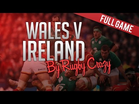 Six Nations Rugby 2016 Round One: Ireland v Wales Full Game HD