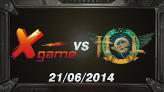 Video clip [21.06.2014] SGX vs DNE [DCS A Hè 2014] [Trận 1]
